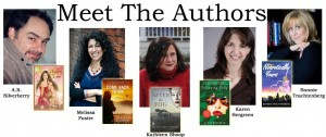 Meet the Authors! Anatomy of a Rip-Roaring Read, a live chat with readers!
