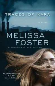 Traces of Kara, By Melissa Foster