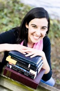 Alina Sayre, Author of THE ILLUMINATOR'S GIFT