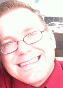 Brien O'Raighne, Author of Southern Hospitality