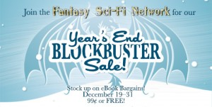Fantasy Sci-Fi Network Year's End Blockbuster Sale