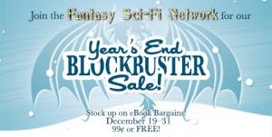 Fantasy Sci-Fi Network Year's End Blockbuster Sale