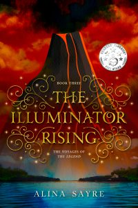 The Illuminator Rising, by Alina Sayre