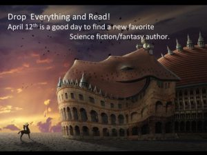 D.E.A.R: DROP EVERYTHING AND READ!