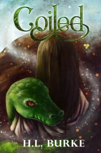 Coiled, by H. L. Burke