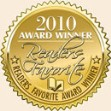2010 Reader's Favorite Gold Award