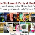 99 Cent Book Launch