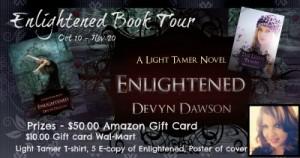 Enlightened Blog Tour