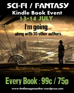 SciFi Fantasy Kindle Book Event