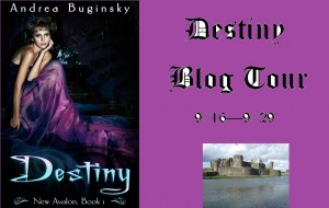 DESTINY Blog Tour!
