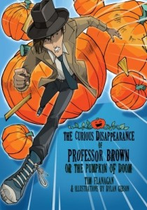 The Curious Disappearance of Professor Brown, By Tim Flanagan