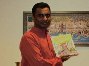 Subhash Kommuru, Author of Bargad