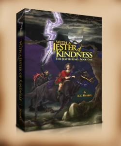 Jester of Kindness, by KC Herbel
