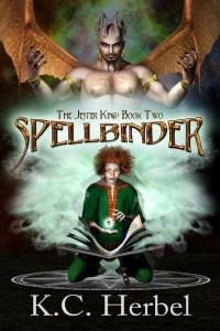 Spellbinder, by KC Herbel