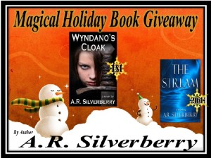 Magical Holiday Book Giveaway!