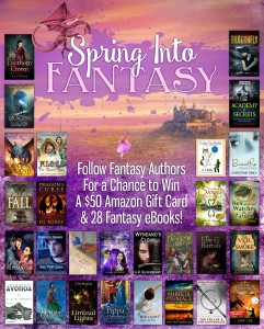 Spring into Fantasy Giveaway!