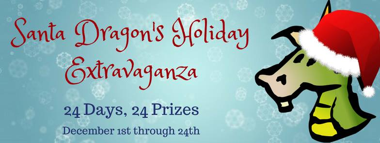 Santa Dragon's Holiday Extravaganza!