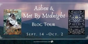 Ashen and Met By Midnight Blog Tour - Uncommon Universes Press