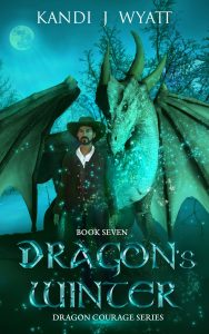 Dragon's Winter, by Kandi J Wyatt