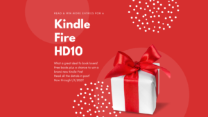 Kindle Holiday Giveaway