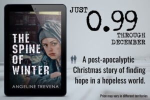The Spine of Winter, by Angeline Trevena