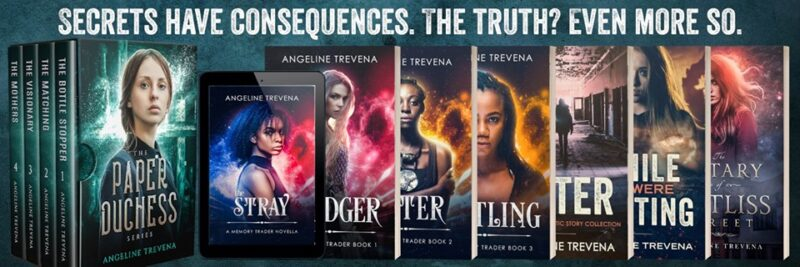 Books by Angeline Trevena